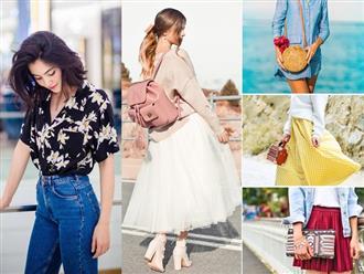 10 bí quyết ăn mặc 'nhỏ xíu' giúp chị em sở hữu phong cách thời trang sang trọng, tự tin dù diện đồ bình dân