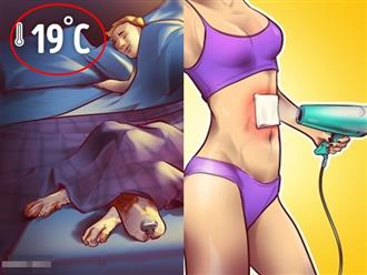 10 bí quyết giảm cân nhanh nhất, không ăn kiêng hay tập luyện vẫn sở hữu thân hình thon gọn