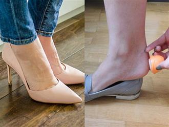 5 bí quyết cực hay giúp giảm tiết mồ hôi và đau chân khi đi giày cao gót suốt cả ngày, phụ nữ hiện đại nên biết
