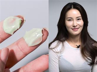Bí quyết giữ da căng mịn không nếp nhăn của mẫu Hàn 41 tuổi: bôi 2 loại kem chống nắng, đắp mặt nạ giấy mỗi ngày