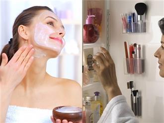 8 bí mật về phương pháp làm đẹp, chăm sóc da tại nhà được chuyên gia tiết lộ, phụ nữ học ngay kẻo lỡ