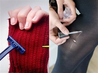 'Bỏ túi' 7 mẹo về quần áo, thời trang giúp con gái ĐẸP XUẤT SẮC dù chỉ mặc toàn đồ cũ