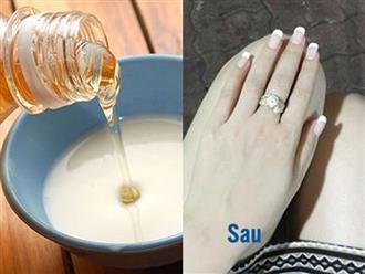 Bôi chục hũ kem trộn không bằng nhỏ vài giọt này vào sữa tắm, da đen xì bẩm sinh cũng bật tone trắng mịn như bông bưởi