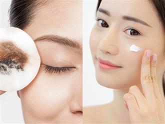 Các bước dưỡng ban đêm giúp da căng mịn, trắng hồng không tì vết như gái Hàn