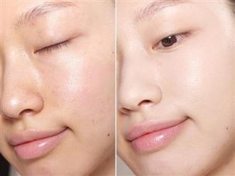Dù lười vẫn phải thực hiện 3 bước chăm sóc này mỗi ngày để se khít lỗ chân lông giúp làn da căng mịn sau 1 tuần