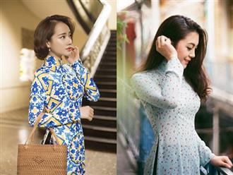 Các kiểu áo dài cách tân đón tết 2018 được lòng phái đẹp