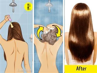 8 bí quyết từ chuyên gia giúp mái tóc nhanh dài và suôn mượt hơn mà không cần đến mỹ phẩm