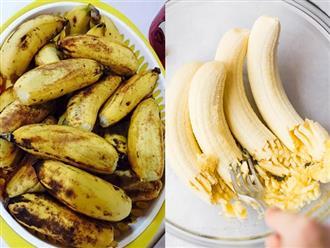 Ăn chuối vào buổi sáng theo cách của người Nhật, bạn sẽ giảm cân cực dễ dàng, không cần tập luyện