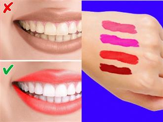 Cách chọn son môi phù hợp cho bạn gái