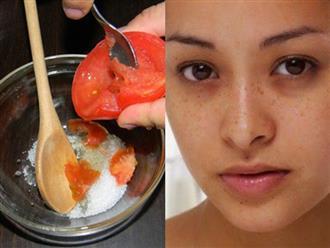 Quầng thâm mắt xỉn đen như gấu trúc cũng tiêu tan sau vài ngày nhờ 1 quả cà chua