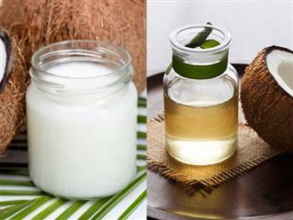 Nếu thường xuyên dùng dầu dừa để dưỡng da hay tẩy trang, nhớ kỹ lời khuyên từ chuyên gia để không bị dị ứng