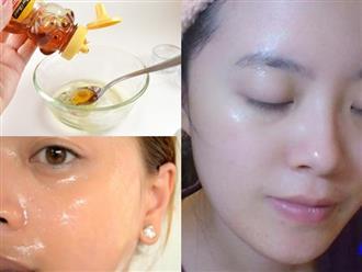 Hỗn hợp mật ong và loại dầu này chính là 'thần dược' giúp mọi phụ nữ sở hữu làn da đẹp như dưỡng tại spa