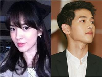 Song Hye Kyo – Song Joong Ki gây choáng với bí quyết dưỡng da 'vạn người mê'