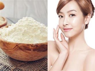 Cách làm trắng da tự nhiên từ 5 loạt bột tại nhà tiết kiệm cả triệu tiền đi spa