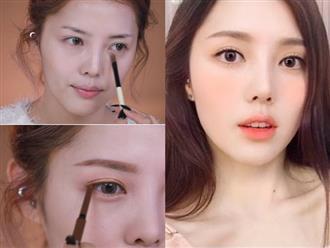 Cách trang điểm tự nhiên cho bạn gái xinh 'lung linh' như hotgirl Hàn Quốc ngày Valentine