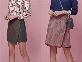 Chân váy ngắn hay midi: Đâu mới là chiều dài hợp nhất cho 5 mẫu váy cơ bản của chị em công sở