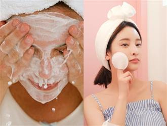 Tránh xa 7 thói quen sai lầm khi rửa mặt này nếu không muốn da sần sùi, bong tróc và lão hóa sớm