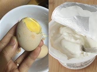 """Chỉ ăn 1 hũ sữa chua + 1 quả trứng luộc khi bụng đói meo, nàng béo ú giảm thành công 23kg, """"lột xác"""" thành hot girl xinh đẹp"""