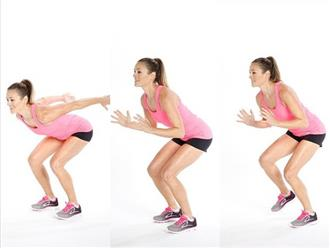 Chỉ cần 15 phút mỗi ngày cho các bài tập cardio, đánh bật hơn 300 calo để có body không mỡ thừa
