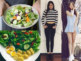 Áp dụng chế độ dinh dưỡng này, chỉ cần ăn kiêng 2 ngày/tuần vẫn có thể giảm cân, sở hữu vóc dáng thon gọn