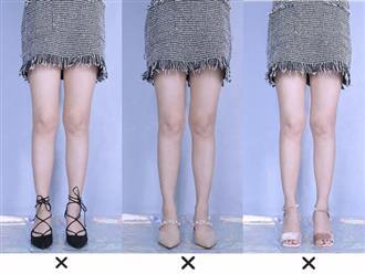 """Chị em cao dưới 1m65 thì hãy """"quẳng"""" ngay những đôi giày này nếu không muốn lùn một mẩu"""