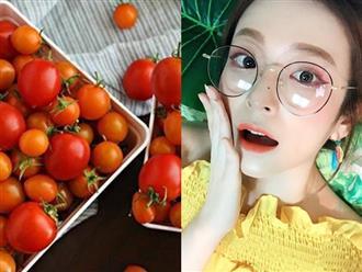 """'Chịu khó' ăn 1 quả cà chua/ngày, bạn sẽ """"cực sốc"""" về kết quả chỉ sau 1 tuần"""