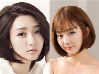 Chọn kiểu tóc đẹp đón Tết