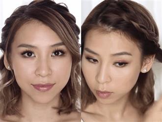 Chưa đến 3 phút cho 7 cách tết/ búi siêu xinh dành cho nàng tóc ngắn điệu đà ngày làm việc đầu năm mới