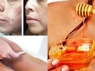 Mách bạn 10 cách sử dụng mật ong để dưỡng da, giảm cân tại nhà thay thế hàng loạt loại mỹ phẩm đắt tiền