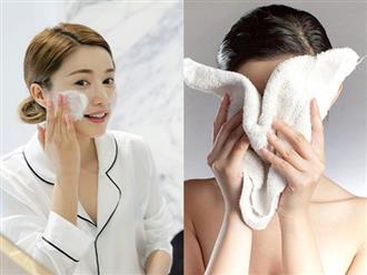 Cùng rửa mặt nhưng gái Hàn, Nhật có làn da căng mướt, trắng mịn trong mùa đông còn gái Việt thì khô, nứt nẻ, đọc bài này để biết bí quyết