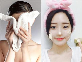 Cùng rửa mặt nhưng gái Hàn, Nhật có làn da trắng mịn, căng mướt trong mùa đông còn gái Việt thì khô ráp, nứt nẻ và bong tróc, đọc ngay bài này để biết lý do