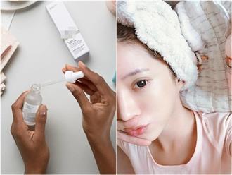 Da có sần sùi do mụn cũng nhanh chóng láng mịn nếu sử dụng sản phẩm có chứa một trong các thành phần này