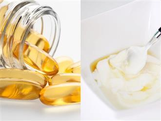 Chuyên gia nổi tiếng hướng dẫn tường tận cách dùng vitamin E giúp làn da mướt mịn, trắng hồng suốt mùa đông