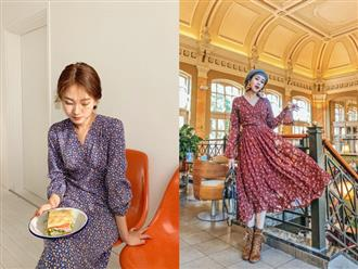 Đã tìm ra mẫu váy chẳng những xinh lịm tim, đúng điệu Xuân mà còn hợp với mọi dáng người dù gầy hay béo