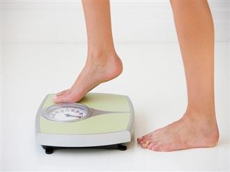Đang mong giảm cân thì đừng nên cân vào khung giờ này