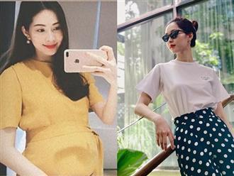 Đặng Thu Thảo tiết lộ bí quyết giảm 13 kg chỉ vài tháng sau khi sinh