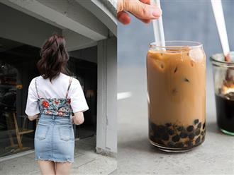 Dành cả thanh xuân để uống trà sữa nhưng không lo tăng cân, chỉ cần áp dụng 5 tips sau!