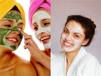Đắp mặt nạ vào thời điểm nào tốt nhất cho da?