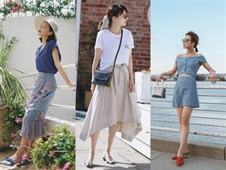 """Để không lúng túng mỗi khi phối màu trang phục, các nàng cứ """"nằm lòng"""" 4 ý tưởng dễ mặc dễ đẹp này là được"""