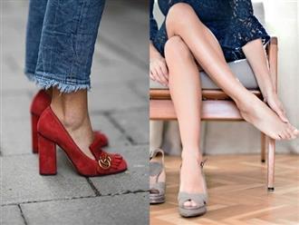 Điều nàng cần biết để đi giày cao gót đúng cách
