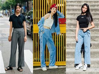 """Đồ jean, khoe chân và khoe eo - 3 bí kíp làm nên street style đẹp """"bá cháy"""" của giới trẻ Hàn tuần qua"""