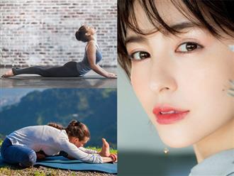 Động tác yoga kích thích đào thải độc tố, thanh lọc cơ thể giúp làn da khỏe đẹp, trẻ hóa từ bên trong