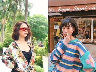 Đủ kiểu biến tấu tóc ngắn của sao Việt