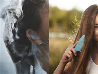 Đừng hỏi vì sao chăm sóc mãi tóc không chịu đẹp khi bạn vẫn còn mắc phải 5 sai lầm cơ bản này