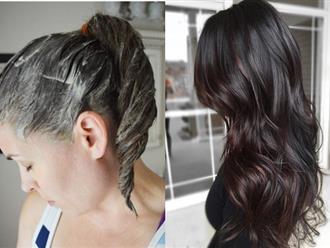 'Siêu mặt nạ dưỡng ẩm' giúp giảm tóc gãy rụng lúc giao mùa