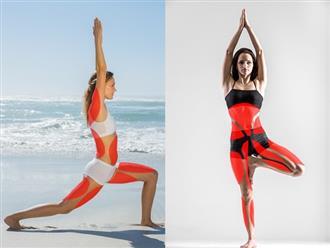 Muốn diện đồ Tết thật đẹp, hãy tập ngay 10 tư thế yoga này để giảm cân, sở hữu vóc dáng thon gọn nhanh chóng