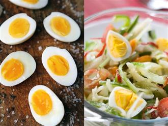 Giảm cân cho người lười, 'hút sạch' 7kg mỡ thừa trong 1 tuần nhờ ăn trứng gà luộc mỗi ngày, cách hay tội gì không thử