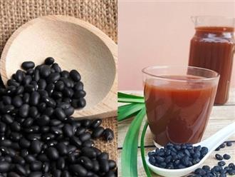 Giảm cân nhanh với nước đậu đen