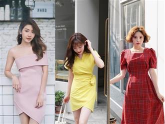 Gợi ý 5 mẫu váy thanh lịch, trang nhã cho các nàng đi dự đám cưới mà không sợ nổi hơn cô dâu