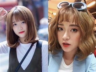 Gợi ý bạn gái những kiểu tóc ngắn đẹp nhất 2019